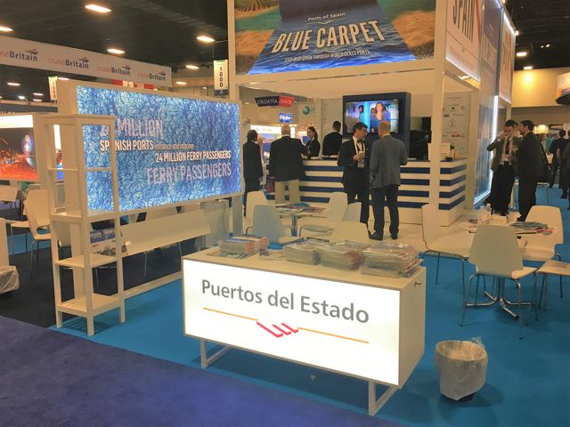 FERIA SEATRADE CRUISE GLOBAL 2017 (FLORIDA - MIAMI)